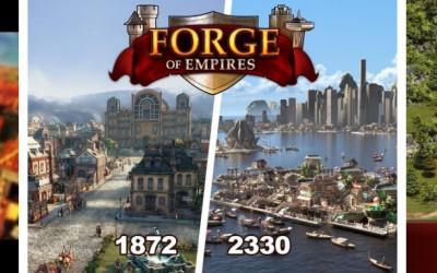 Wystartował Konkurs Piekarniczy w grze Forge of Empires