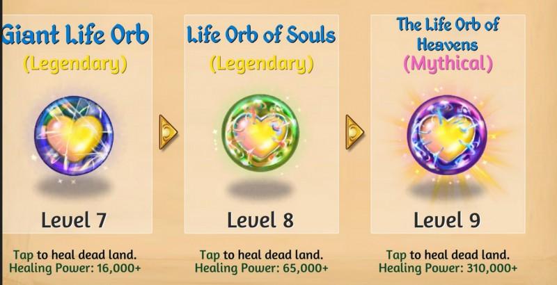 Merge Dragons: Łącz Esencję Życia, aby zdobyć potężną Kulę Życia