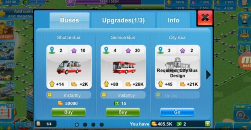 Megapolis: Wszystko co musisz wiedzieć o autobusach