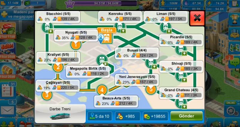 Megapolis: Jak zarządzać linią kolejową?