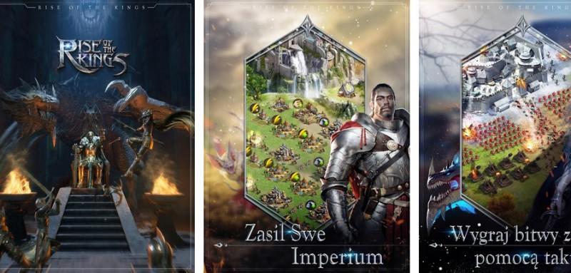 Rise of the Kings: Oblężenie Miasta i Sanktuarium