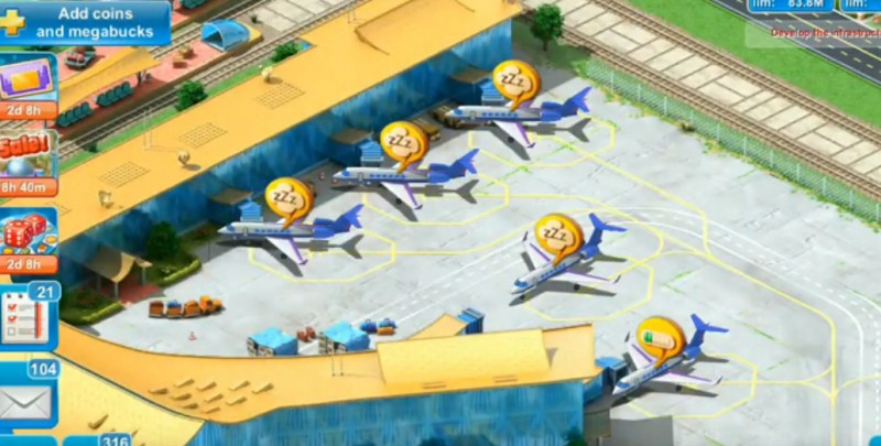 Megapolis: Jak zarządzać transportem lotniczym?