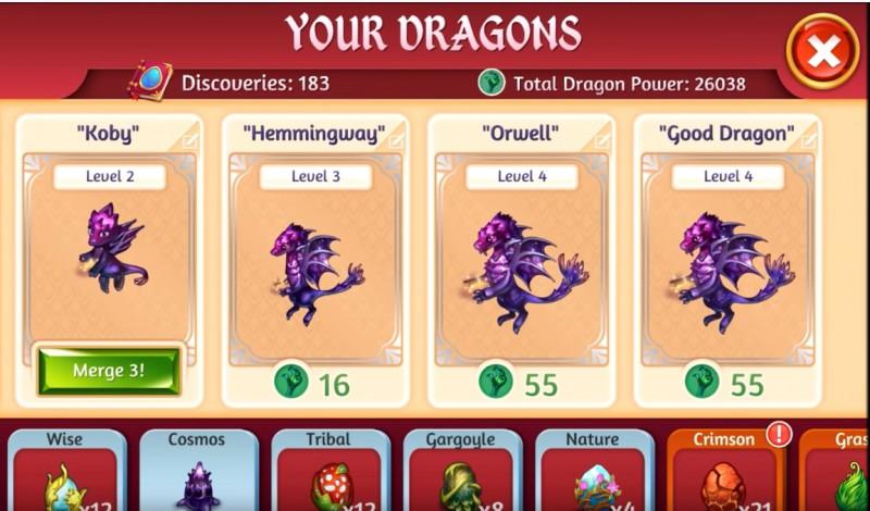 Merge Dragons: Smocza Moc (Dragon Power) – jak ją zdobyć?