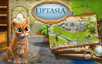 Czujny kotek dla Uptasii – Eventy w wieży obrazkowej