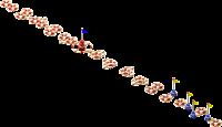 Łańcuch z kół ratunkowych