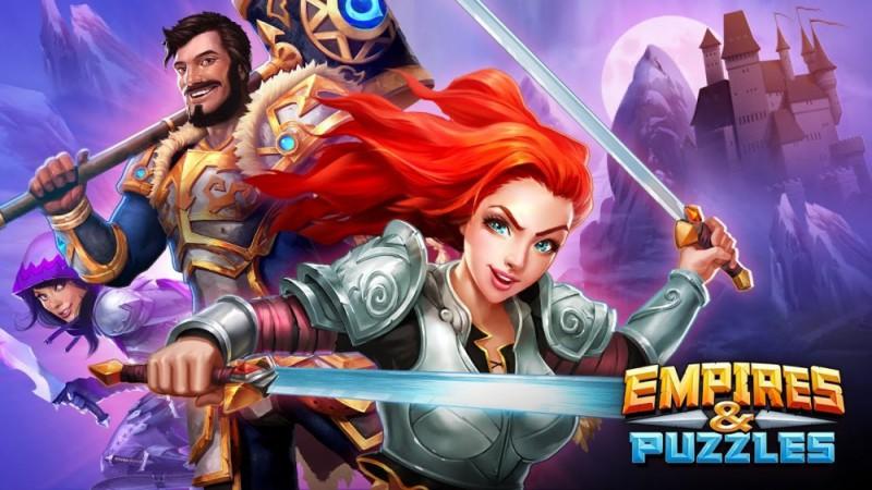 Empires & Puzzles: Jak zdobywać wszystkie rodzaje energii w grze?