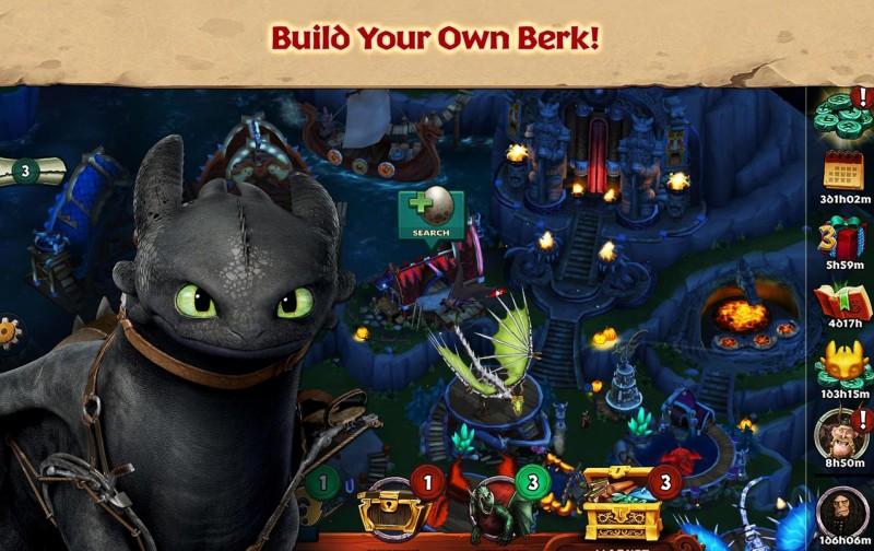 Dragons: Rise of Berk – poradnik na temat bijatyk (brawl)