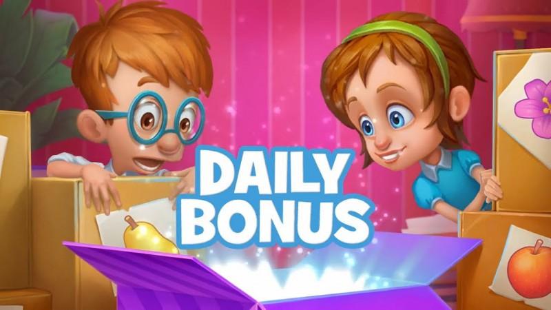 Homescapes: Co to jest dzienny bonus i jak go zdobyć?