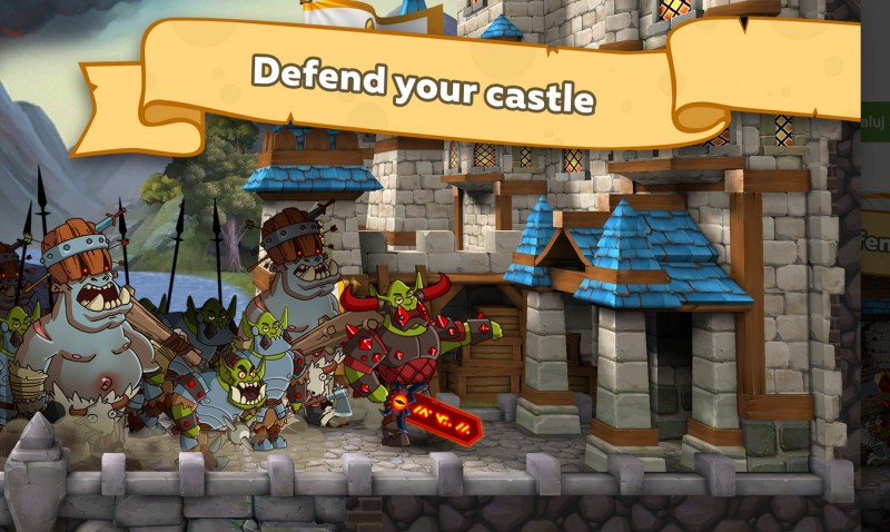 Hustle Castle: Kilka porad dla początkujących (poradnik)
