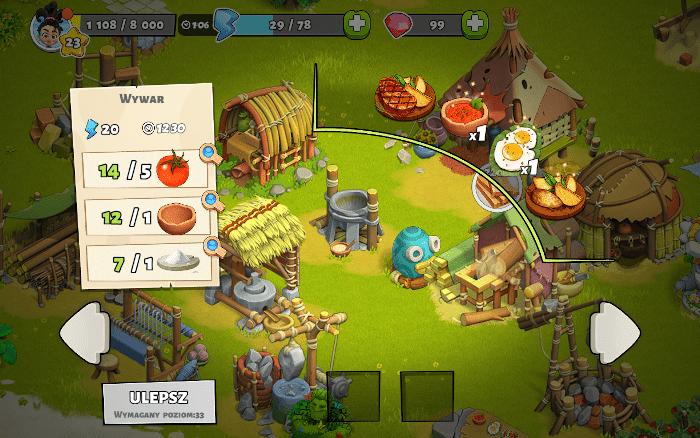 Jak gotować posiłki w Family Island?
