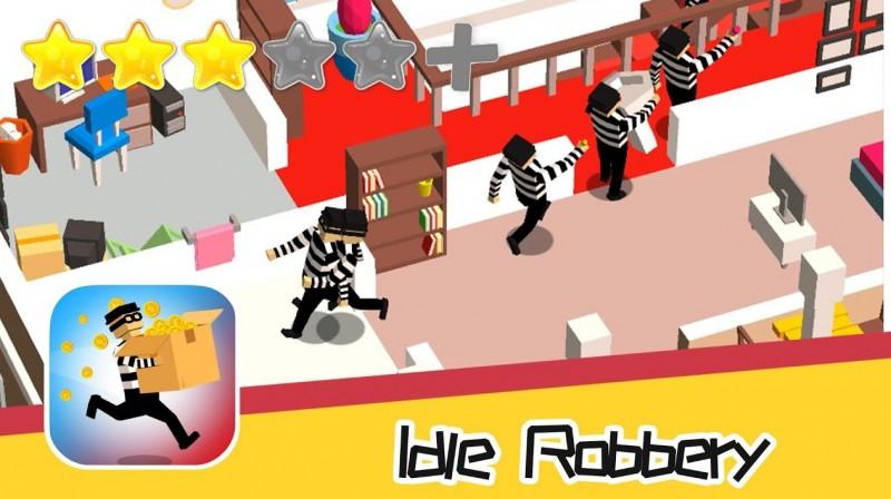Idle Robbery: Poradnik do gry dla nowicjuszy