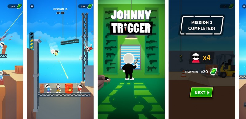 Johnny Trigger: Poradnik dla początkujących