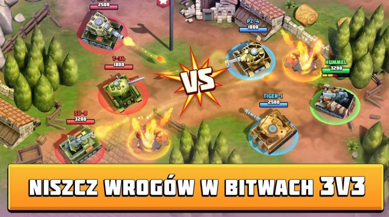 Tanks Brawl: Poradnik do gry dla nowych graczy