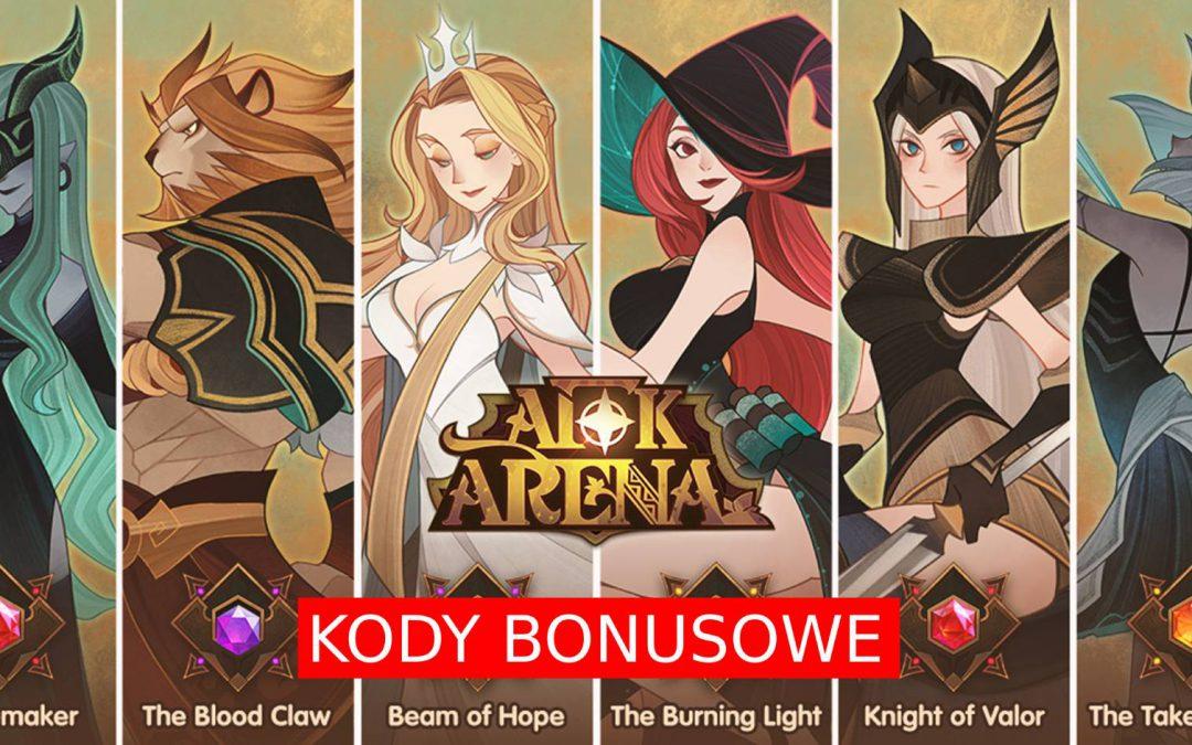 AFK Arena: Kody rabatowe / bonusowe na diamenty i nie tylko