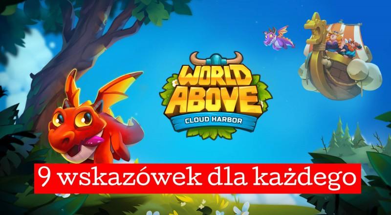 Merge World Above: Jak grać? Czyli poradnik dla każdego