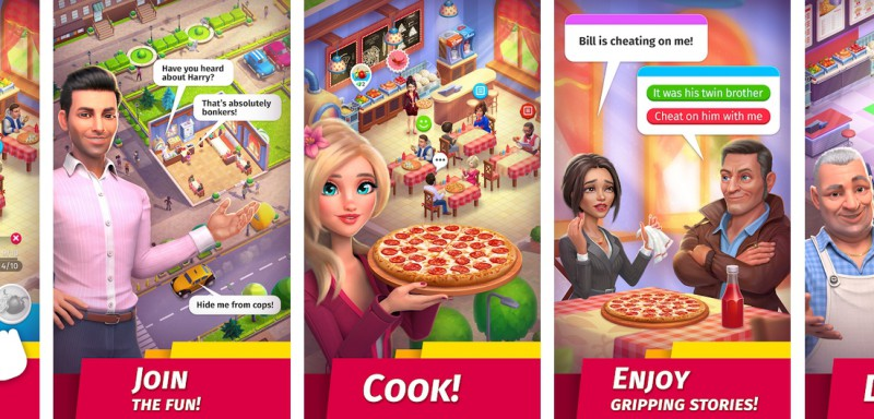 My Pizzeria: Stories of Our Time – Opis gry