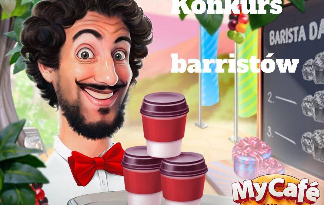Konkurs Baristów Moja Kawiarnia – FAQ My Cafe Barista