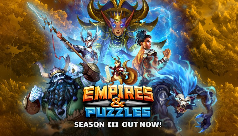 Sezon 3 w Empires and Puzzles