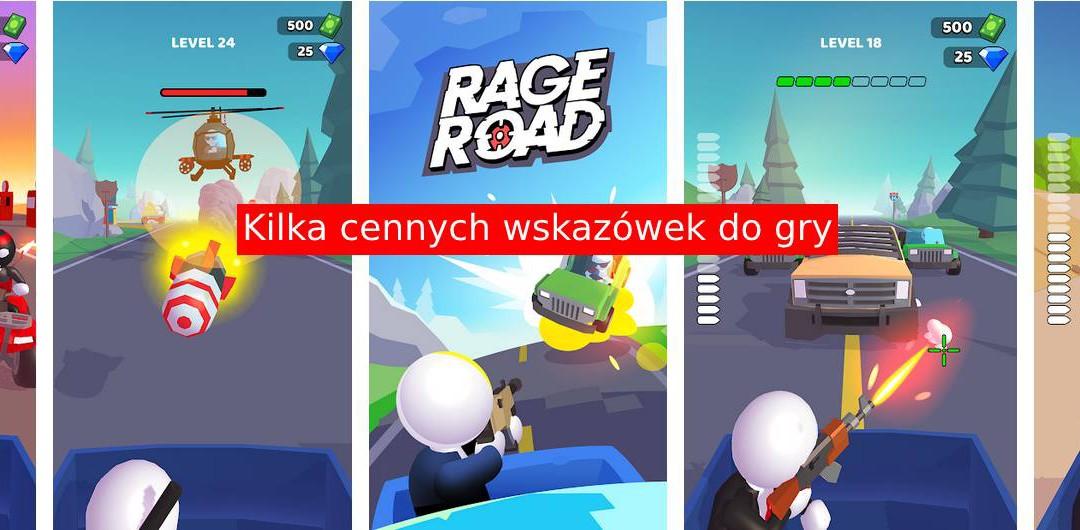 Poradnik do Road Rage: Zabij każdego wroga za pomocą tych prostych wskazówek