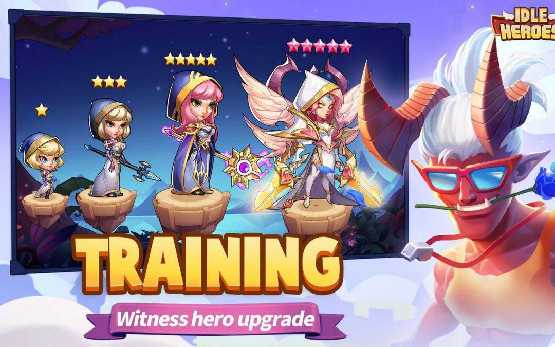 Idle Heroes: Jak zdobyć 5-gwiazdkowych bohaterów w grze?