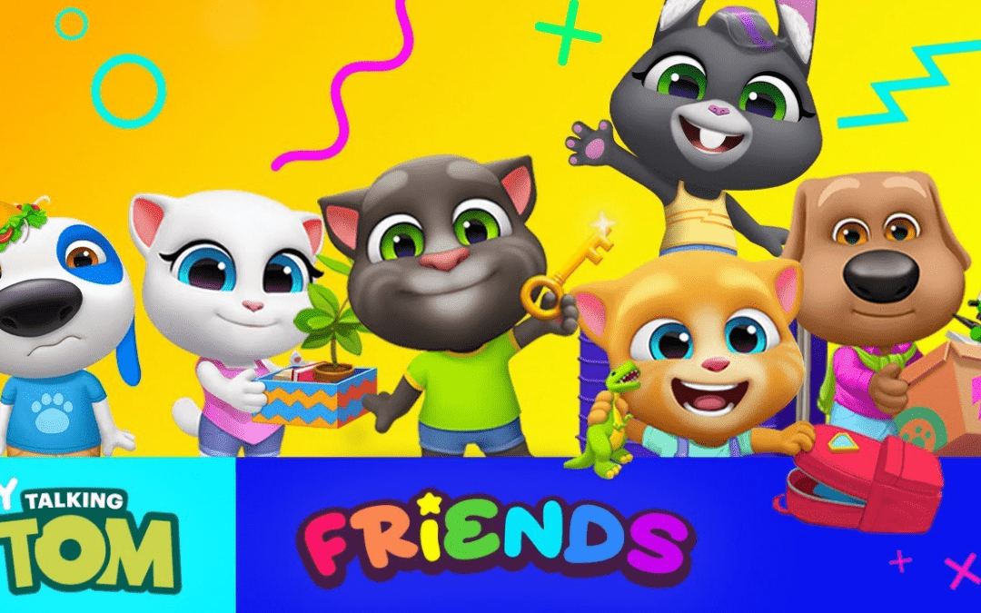 My Talking Tom Friends: Poradnik dla początkujących – 8 wskazówek