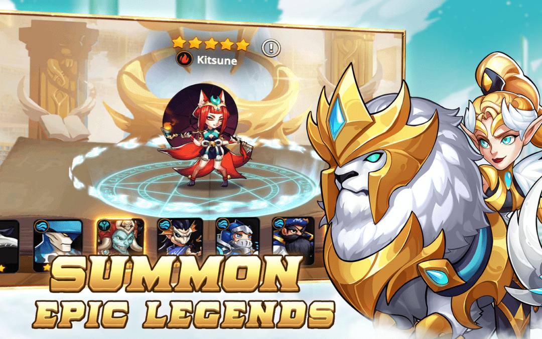 Poradnik dla początkujących po systemie walki w Summoners Era: Arena of Heroes