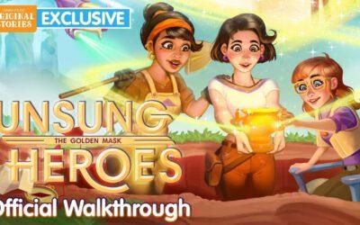 Unsung Heroes: The Golden Mask – poradnik dla początkujących