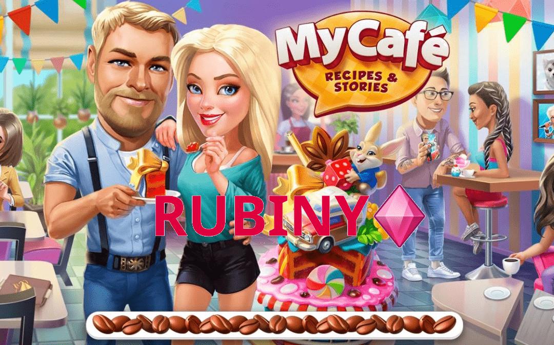 My Café (Moja Kawiarnia): Jak zdobyć rubiny za darmo?