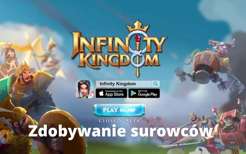 Jak zdobyć więcej zasobów w Infinity Kingdom?