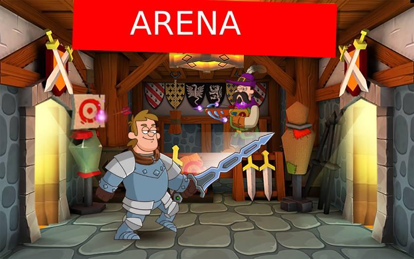 Hustle Castle: Arena – poradnik