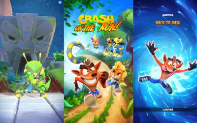 Crash Bandicoot: On The Run – poradnik do gry dla początkujących