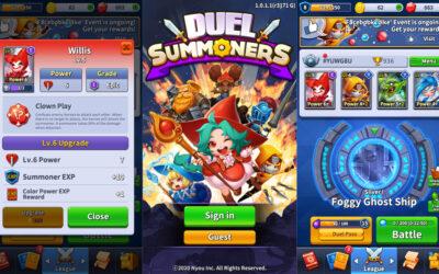 Duel Summoners: Poradnik do gry
