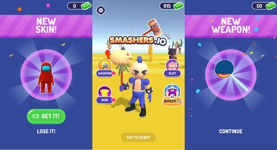 Smashers.io – Poradnik dla każdego gracza