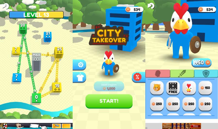 City Takeover: Najlepsze wskazówki do gry
