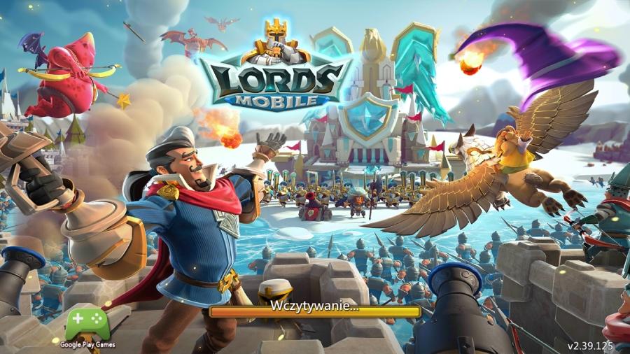 Lords Mobile: Jak zdobyć darmowe diamenty / klejnoty?