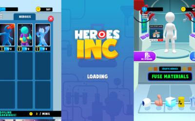 Heroes Inc: Poradnik do gry, 5 wskazówek dla początkujących