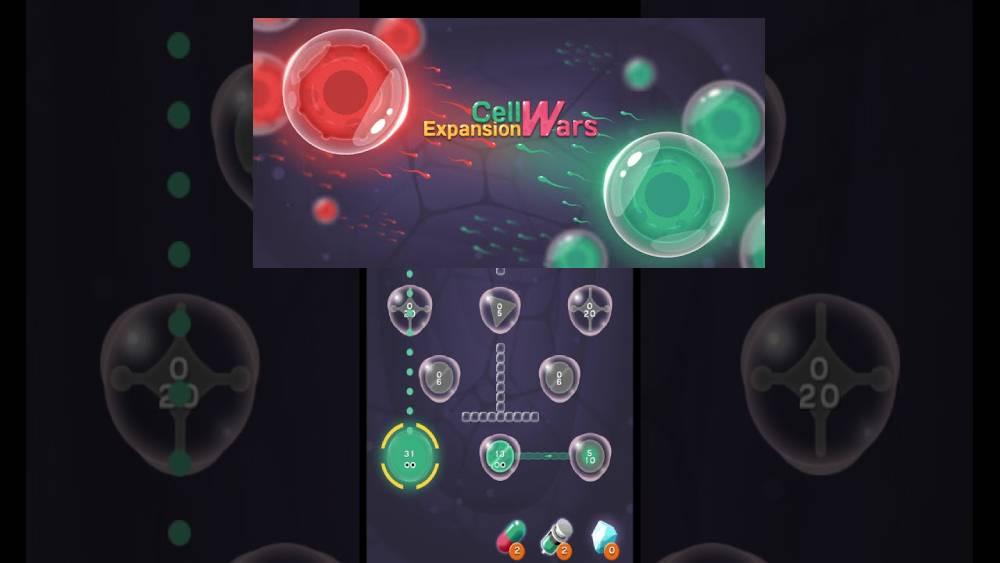 Cell Expansion Wars (Wojny ekspansji komórek) – poradnik