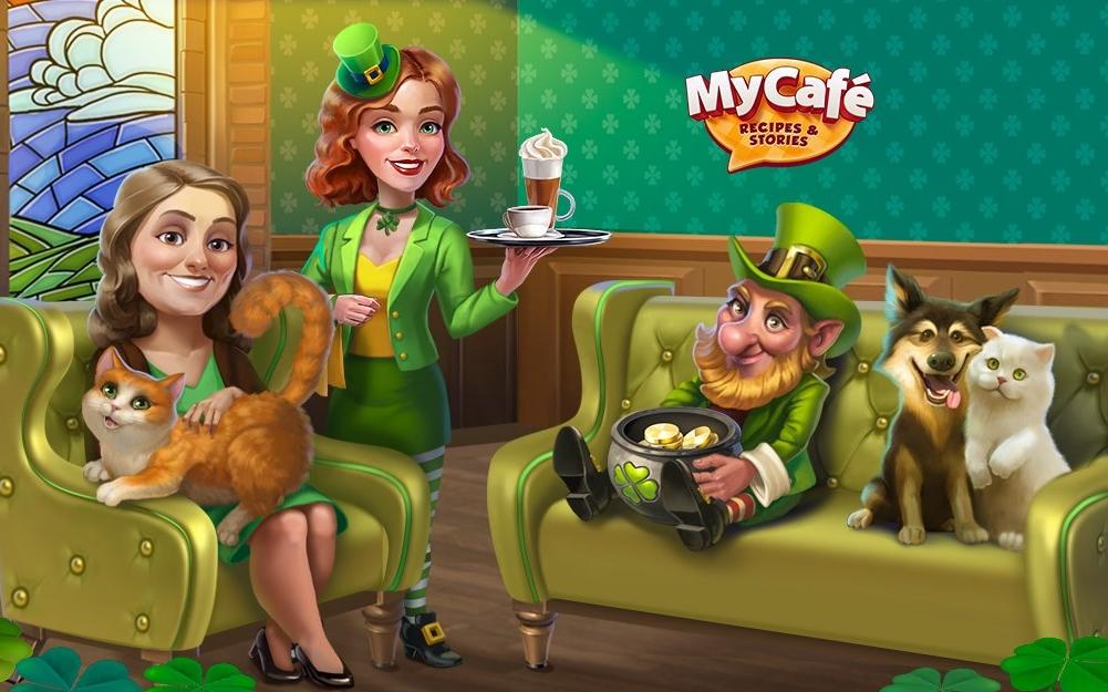 Kawa z cykorii – przepisy z cykorią do gry My Café: Recipes & Stories (Moja Kawiarnia)