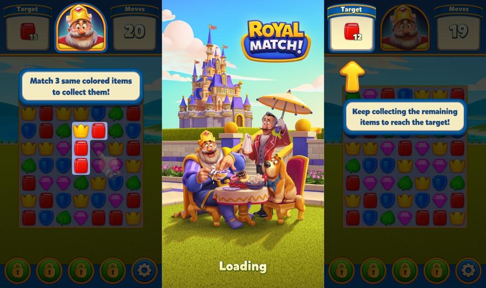 Royal Match: Poradnik dla początkujących
