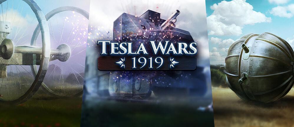 Tesla Wars 1919: Poradnik do gry