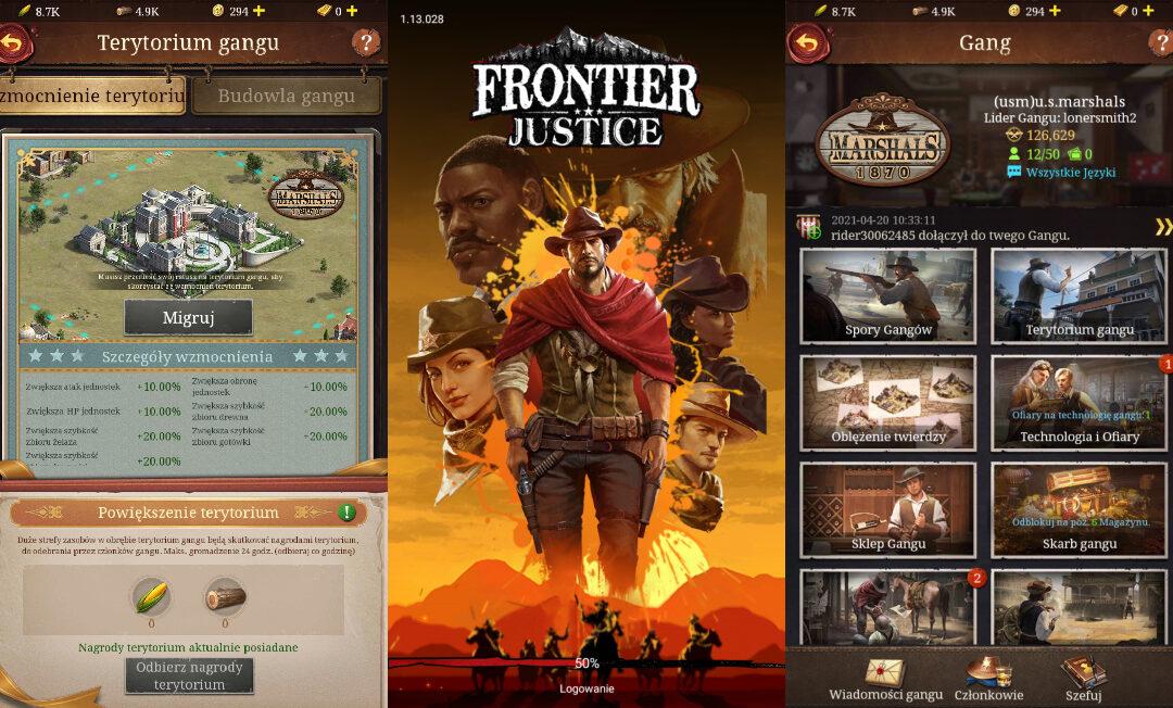 Frontier Justice: Wszystko na temat gangów w grze