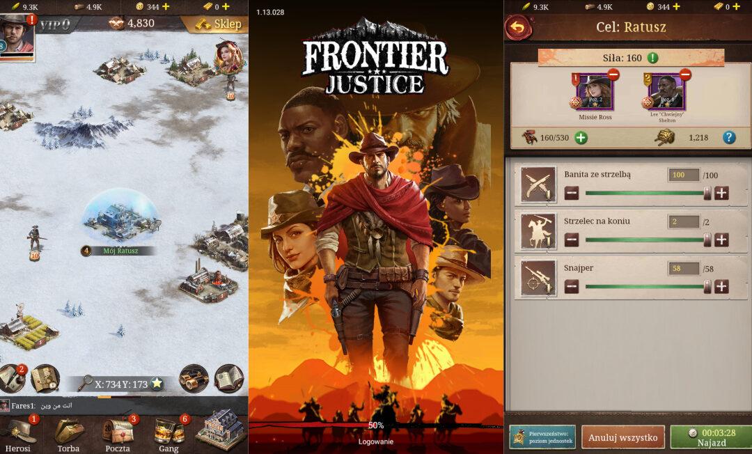 Frontier Justice: Jak chronić miasto, jednostki i surowce – strategie obrony
