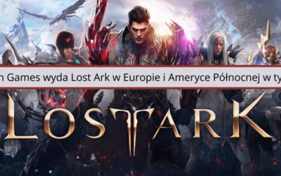 Amazon Games wyda Lost Ark w Europie i Ameryce Północnej w tym roku