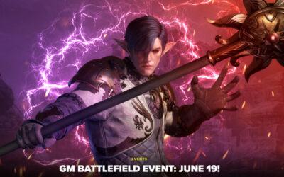Bless Unleashed – już 19 czerwca event GM Battlefield