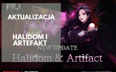 Najnowsza aktualizacja MU Origin 16.0 dodaje Halidom i Artefakt