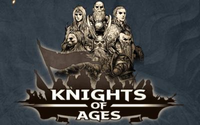 Knights of Ages: Strategia SRPG inspirowana legendą arturiańską