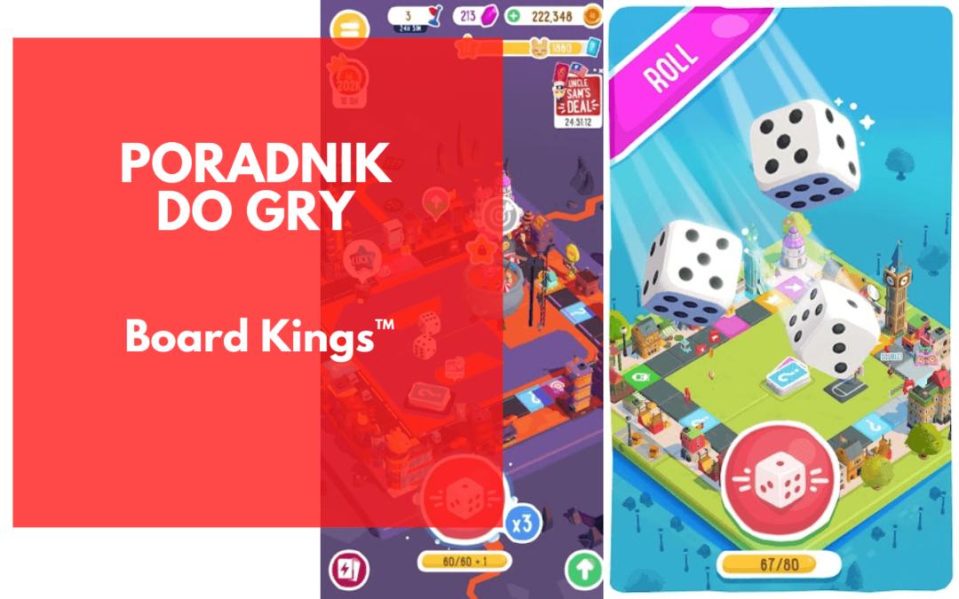 Board Kings – poradnik dla pasjonatów planszówek