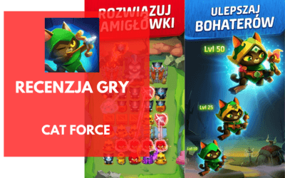 Cat Force – recenzja gry