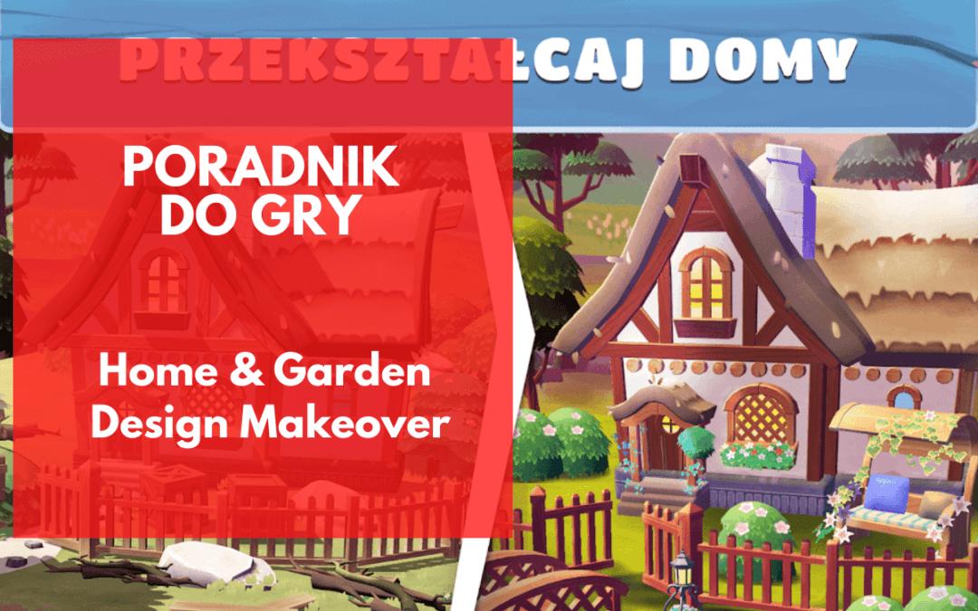 Home & Garden: Design Makeover – poradnik do gry