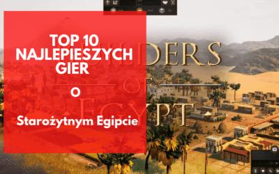 Najlepsze gry o starożytnym Egipcie na telefon – Top 10 (Android)